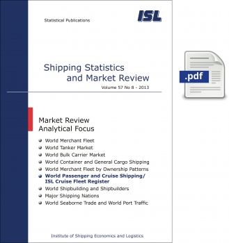 ISL Shipping Statistics and Market Review 2013 - Issue 8 [Digital]