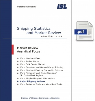 ISL Shipping Statistics and Market Review 2014 - Issue 11 [Digital]