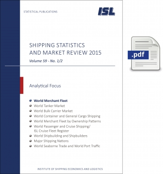 ISL Shipping Statistics and Market Review 2015 - Issue 1/2 [Digital]