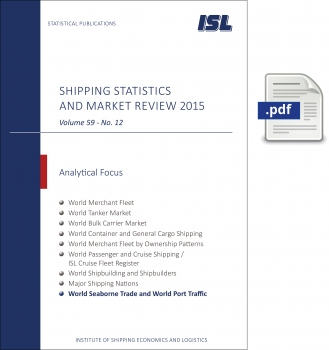 ISL Shipping Statistics and Market Review 2015 - Issue 12 [Digital]