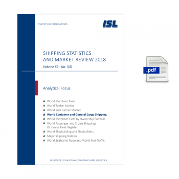 ISL Shipping Statistics and Market Review 2018 - Issue 5/6 [Digital]