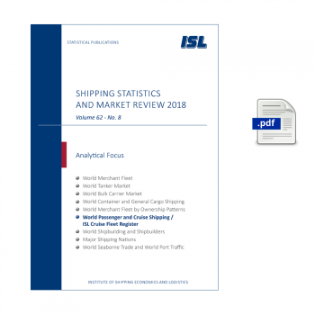 ISL Shipping Statistics and Market Review 2018 - Issue 8 [Digital]