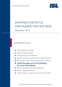 ISL Shipping Statistics and Market Review 2019 - Issue 8 [Digital]