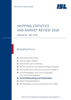 ISL Shipping Statistics and Market Review 2019 - Issue 9/10 [Digital]