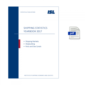 ISL Shipping Statistics Yearbook 2017 [Digital]