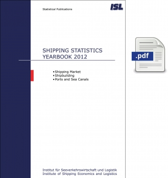 ISL Shipping Statistics Yearbook 2012 [Digital]