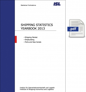 ISL Shipping Statistics Yearbook 2013 [Digital]