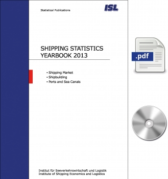 ISL Shipping Statistics Yearbook 2013 [Print + CD]