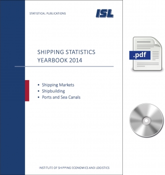 ISL Shipping Statistics Yearbook 2014 [Print + CD]