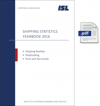 ISL Shipping Statistics Yearbook 2016 [Digital]