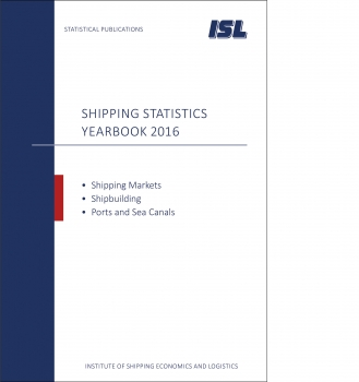 ISL Shipping Statistics Yearbook 2016 [Print]