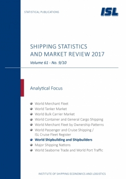 ISL Shipping Statistics and Market Review 2017 - Issue 9/10 [Digital]