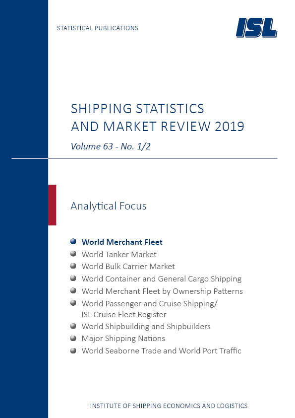 ISL Webshop - ISL Shipping Statistics and Market Review 2019