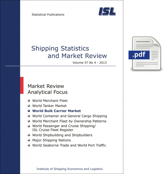ISL Shipping Statistics and Market Review 2013 - Issue 4 [Digital]