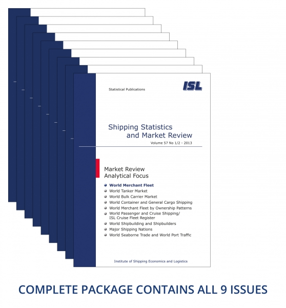 ISL Shipping Statistics and Market Review 2013 [Print]