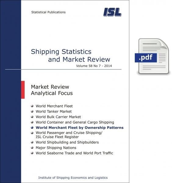 ISL Shipping Statistics and Market Review 2014 - Issue 7 [Digital]