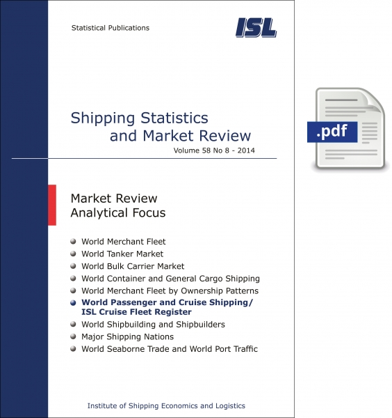 ISL Shipping Statistics and Market Review 2014 - Issue 8 [Digital]