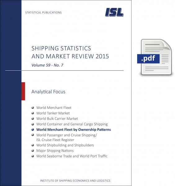 ISL Shipping Statistics and Market Review 2015 - Issue 7 [Digital]