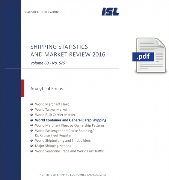 ISL Shipping Statistics and Market Review 2016 - Issue 5/6 [Digital]