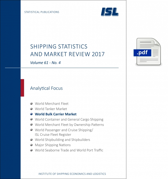 ISL Shipping Statistics and Market Review 2017 - Issue 4 [Digital]