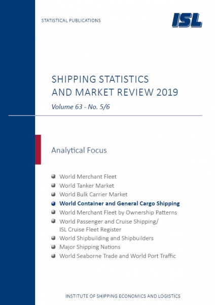 ISL Shipping Statistics and Market Review 2019 - Issue 5/6 [Digital]
