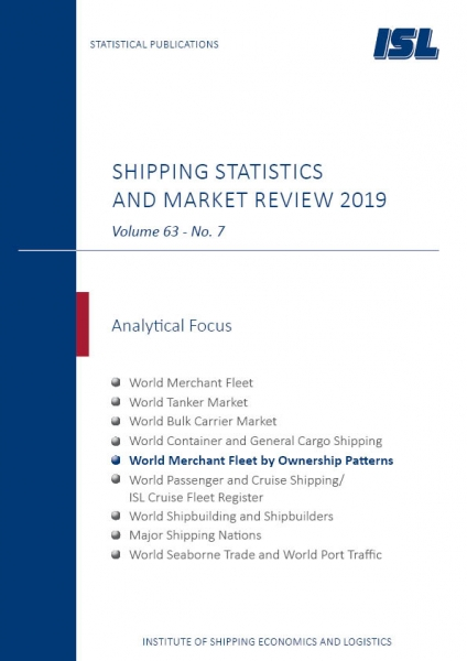 ISL Shipping Statistics and Market Review 2019 - Issue 7 [Digital]