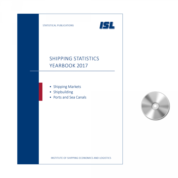 ISL Shipping Statistics Yearbook 2017 [Print + CD]