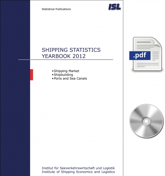 ISL Shipping Statistics Yearbook 2012 [Print + CD]