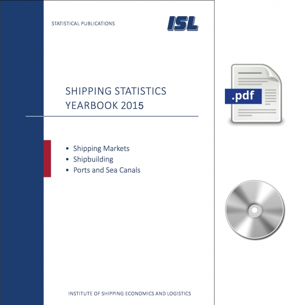 ISL Shipping Statistics Yearbook 2015 [Print + CD]