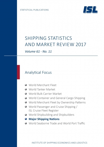 ISL Shipping Statistics and Market Review 2017 - Issue 11 [Digital]